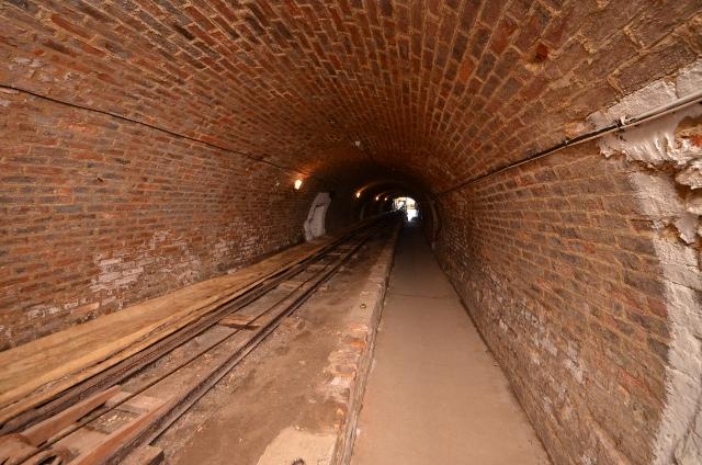 Loftus Iron Mine Drift