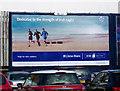 J3271 : Advertising hoarding, Belfast by Rossographer