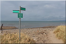 NS2005 : Ayrshire Coastal Path by Billy McCrorie