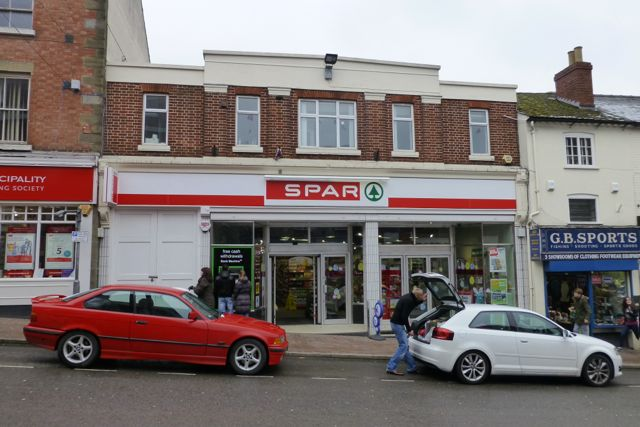 Spar on Brookend Street