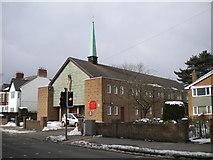 SK4214 : Church of St Wilfrid of York, Coalville by Richard Vince