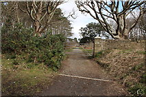 NS2209 : Ayrshire Coastal Path by Billy McCrorie