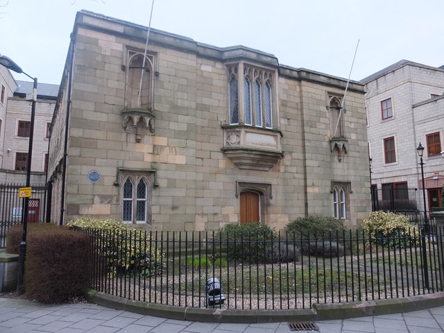 The Lying-In Hospital