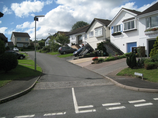 Whitear Close, off Moor View Drive, Teignmouth