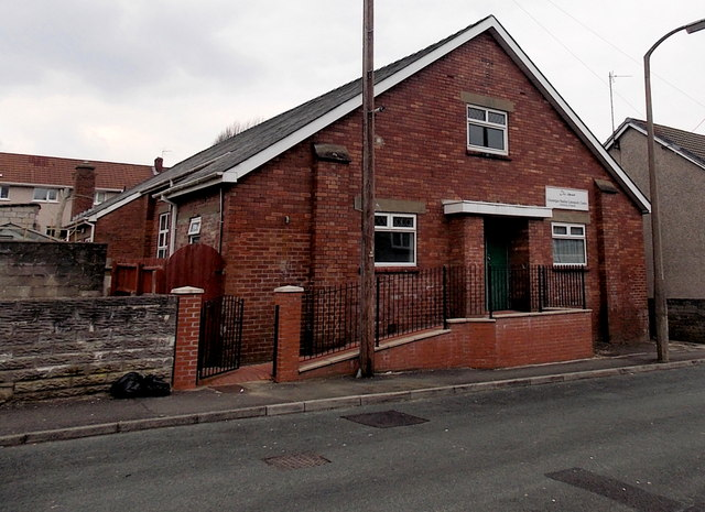 Glamorgan Muslim Community Centre, Aberkenfig