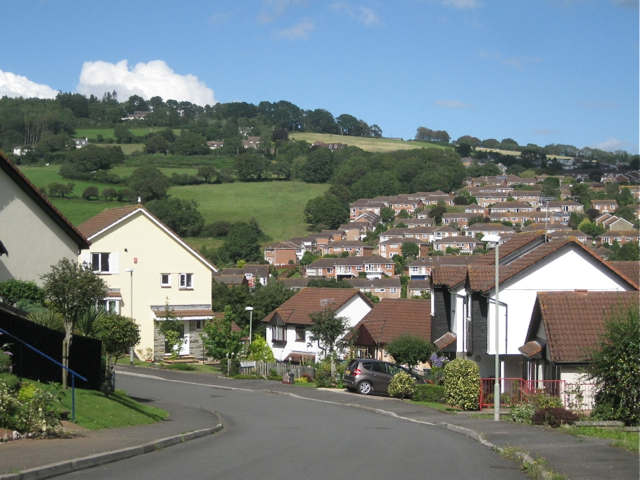Valley Close, off Moor View Drive, Teignmouth