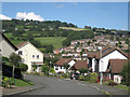 SX9274 : Valley Close, off Moor View Drive, Teignmouth by Robin Stott