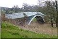 SO5305 : Bigsweir Bridge by David Lally