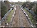 SP0974 : Earlswood (West Midlands) railway station by Nigel Thompson