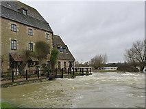 TL1197 : Water Newton Mill by Alan Murray-Rust