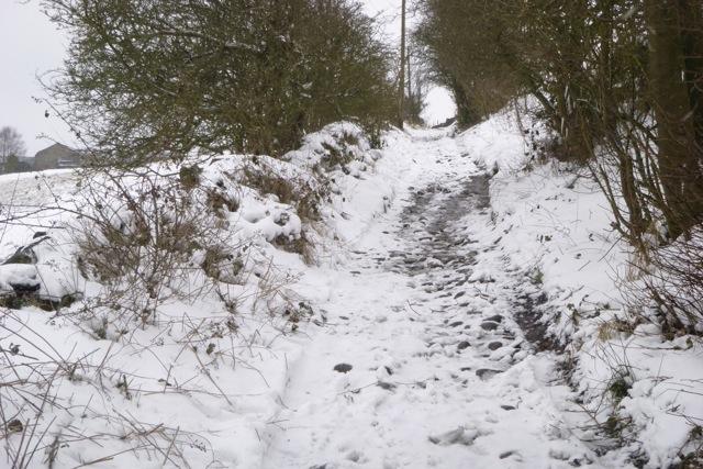Tewitt Lane, Eldwick