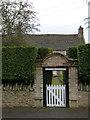 TL1395 : Gateway to 4, Church Street by Alan Murray-Rust