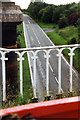 SJ8710 : A5 from the Stretton Aqueduct by Jo Turner