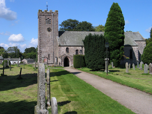 St. Oswald's Church, Ravenstonedale