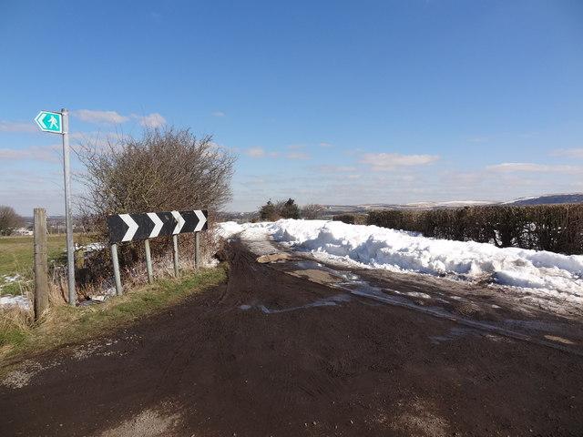 Dark Lane, Blackrod