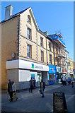 SH4862 : Lloyds TSB, Caernarfon by Jaggery
