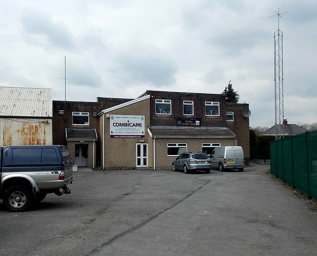 Tondu RFC premises, Aberkenfig