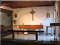 TQ2470 : Side chapel of St Mark's, Wimbledon by Stephen Craven