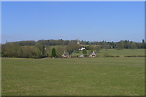 SK1820 : Dunstall from the south by Tim Heaton