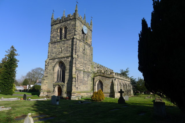 Church of St James, Barton-under-Needwood