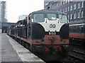 J3373 : Dublin train - No. 2 Platform - 1971 by The Carlisle Kid