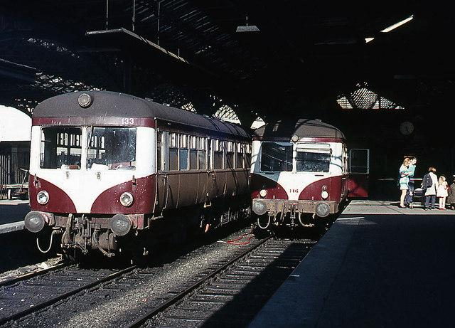 BUT & AEC sets - No's 3 & 4 Platforms