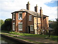 SP5365 : Grand Union Canal: Braunston Stop House by Nigel Cox