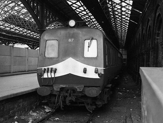 80-class - No. 2 Platform - Great Victoria Street station