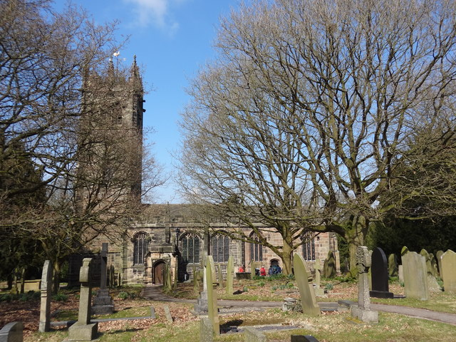 Gawsworth Parish Church