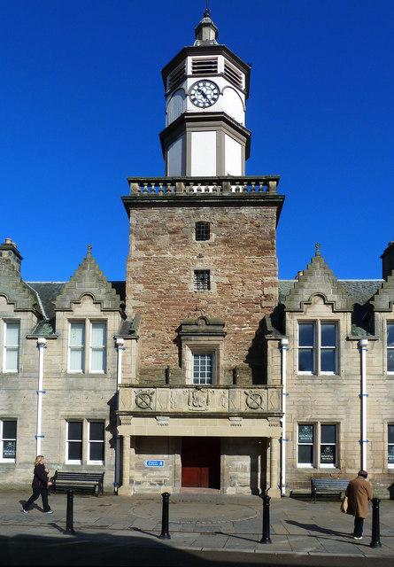 Dingwall Town Hall