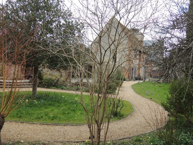 King John's House & Garden - Romsey