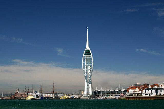 Spinnaker Tower, Portsmouth, PO1 3TT
