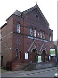 TA0322 : The Salvation Army building, Barton-upon-Humber by JThomas