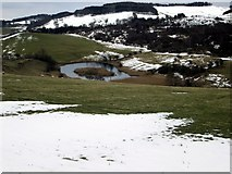 NT4728 : The Pot Loch in Sellkirk by James Denham
