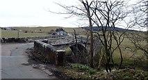 NS8838 : Douglasmouth Bridge by Digitalbabe