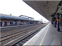 SP5006 : Oxford railway station by Jaggery