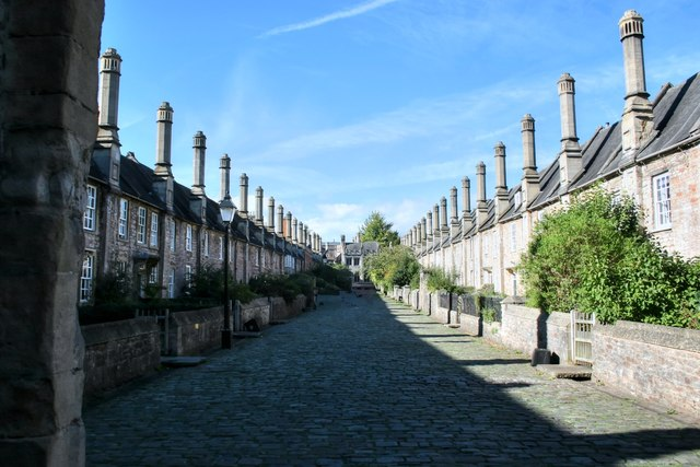 Vicars Close, Wells Cathedral
