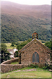 NY1717 : Church of St James Buttermere by Jo Turner