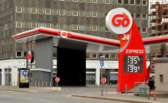 New petrol station, Belfast (5)