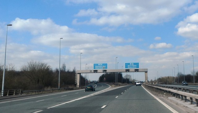 The M56 and The M53