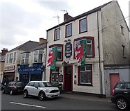 SS8983 : The Colliers Arms, Aberkenfig by Jaggery