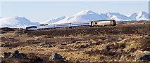 NN4258 : Caledonian Sleeper by Alan Mitchell