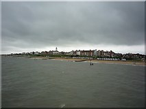 TM5176 : Southwold from the pier by DS Pugh