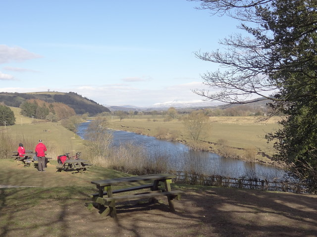 Crook O Lune picnic spot