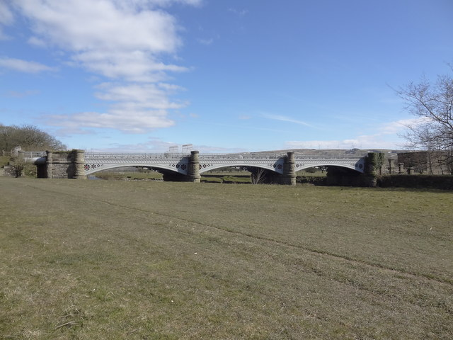 Aqueduct over the River Lune