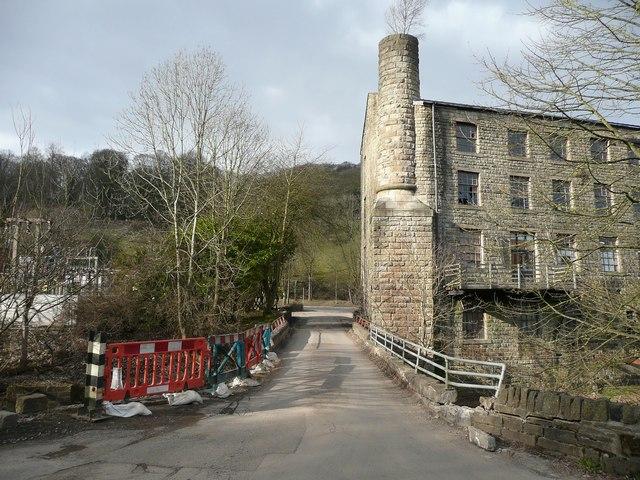 Hard Hippings Bridge, Mytholmroyd