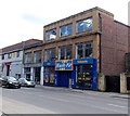 SP5006 : Kwik-Fit, central Oxford by Jaggery