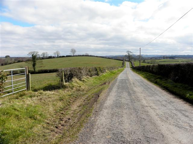 Dervaghroy Road
