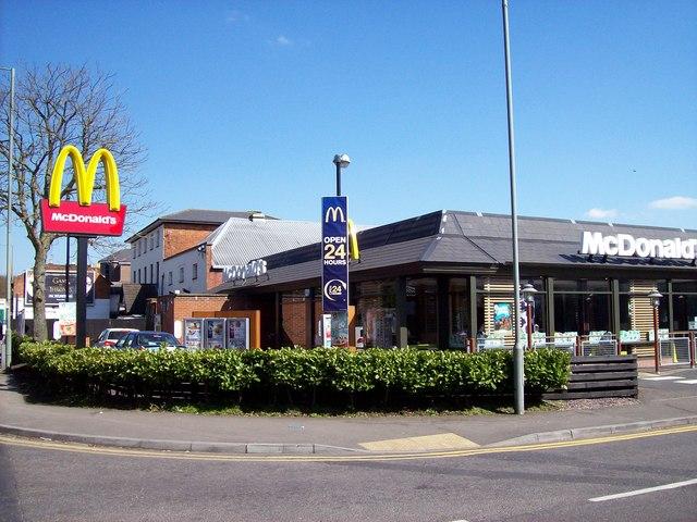 McDonald's & Sir Arthur Sullivan