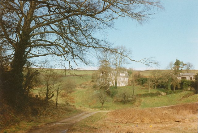 Track Past Efford House 1996 C Derek Harper Cc By Sa 2 0 Geograph Britain And Ireland